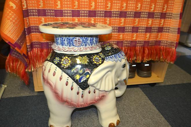 タイ古式マッサージ ロンポー 本国タイ風の内装です♪