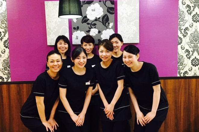 AYAエステティックサロン 横浜本店 プロ意識をもったスタッフの最高エステ