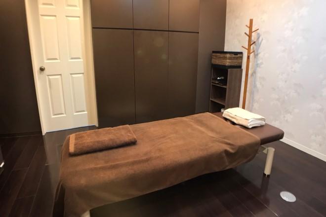 猫の手 施術ルームは完全個室