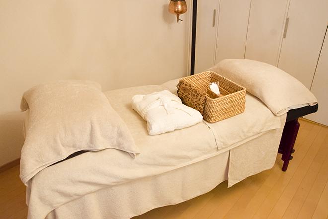 BeauRyzm アロマの香りが心地良い空間で施術をします