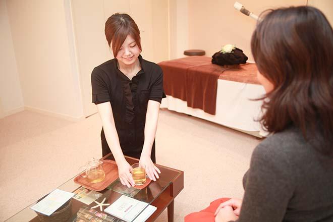Salon de GINZA大井町 お客様のお話を「引き出せる」ように◎