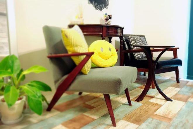 ニコ(脱毛のお店 NICO) 待合室です☆ソファーに座ってお待ちください♪
