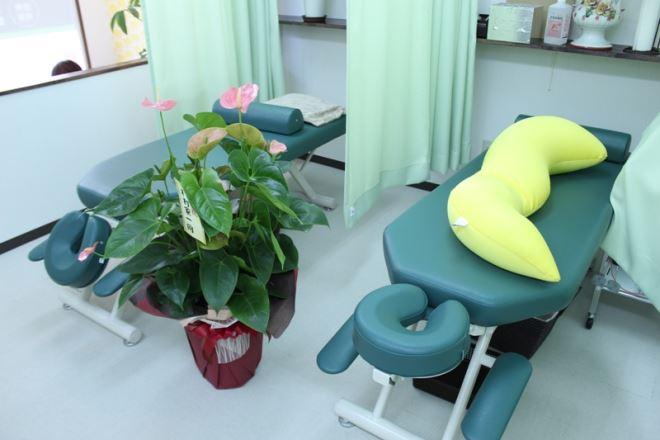 おうか鍼灸整骨院 施術ベット