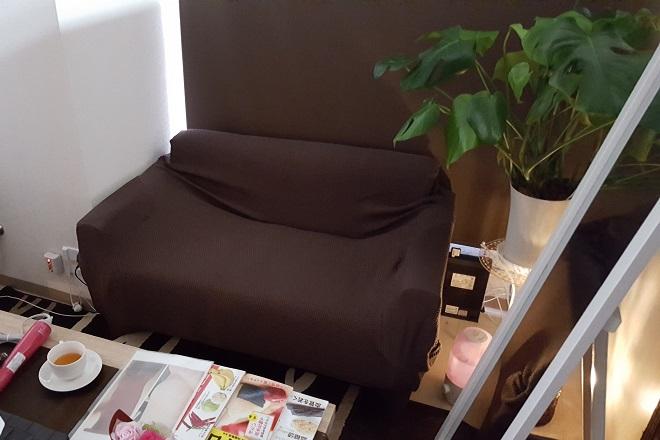 フォルトゥナ 店内風景(待合スペース)