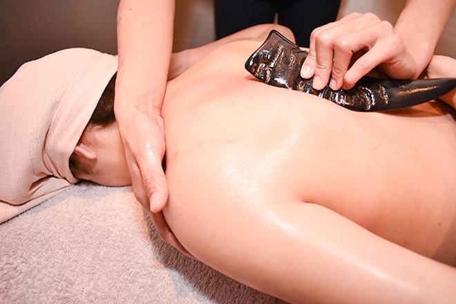CASSA SPILOBBY 身体の内側へアプローチ