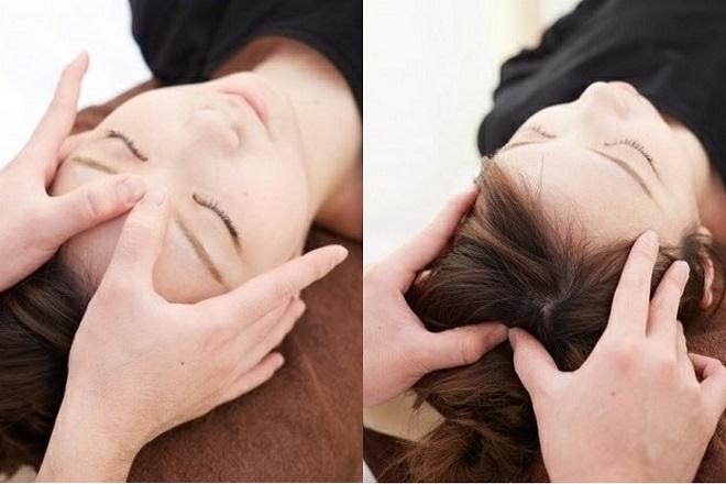 シルエット(姿美人) 大人気のヘッド筋膜リリース