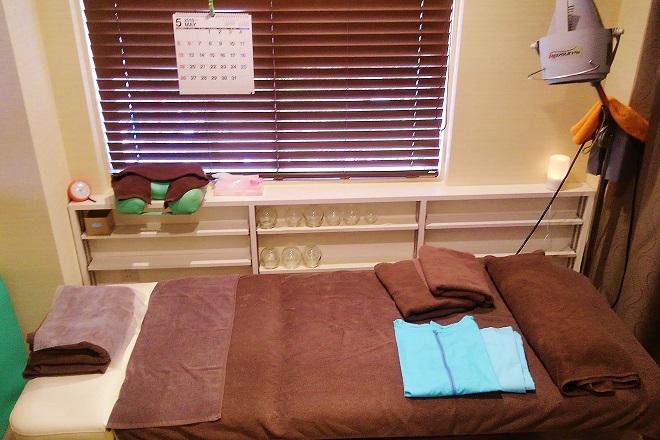 爽快館 自由が丘店 個室の空間で、安心して施術を受けられます!