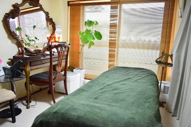 トーニングルーム 板村優璃 ゆったりとしたプライベート空間