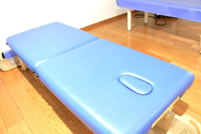 キューバランス(Q-balance) 清潔感があり、明るい施術室です。