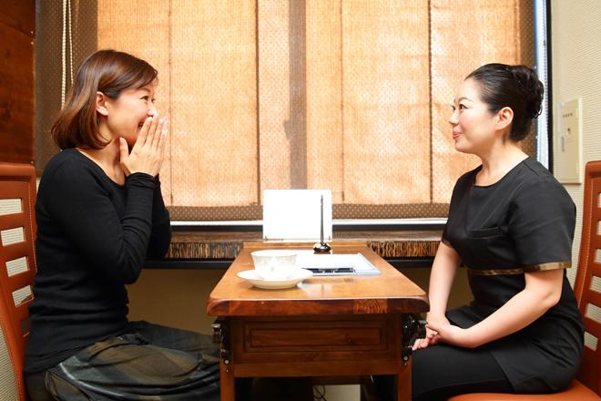 リサメディケーション お客様に寄り添うカウンセリングと施術。