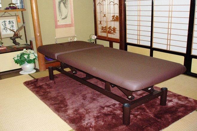 アロマヒーリング富山 完全個室のプライベート空間!