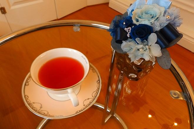 Cachette カップがかわいいアフターティー☆