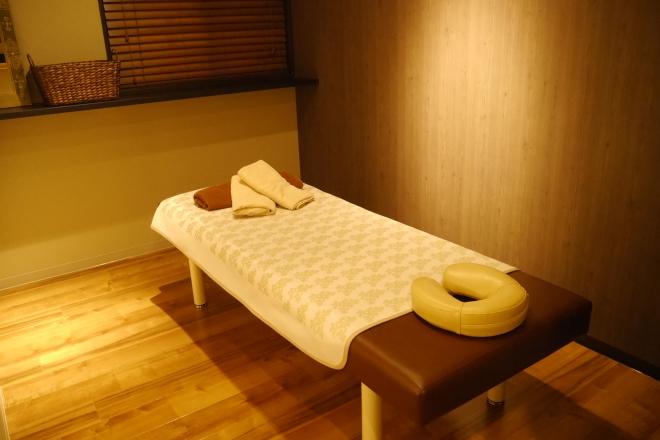 椿鍼灸院 女性も安心してご来店頂ける空間です。