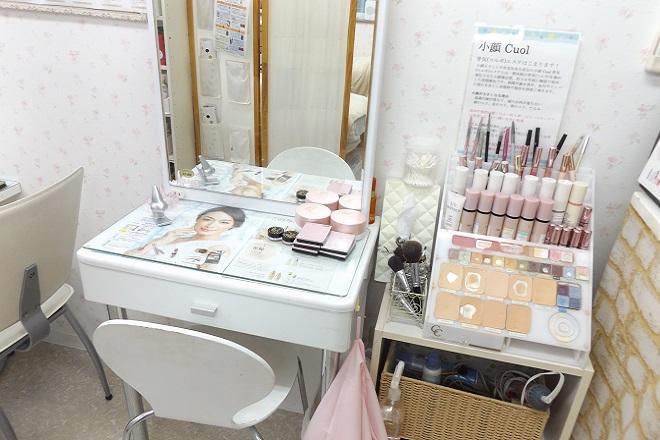 アニー(エステサロン ANNIE) 化粧台