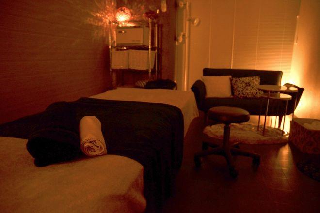 コム ジュ スィ(aroma relaxation COMME Je SUIS) 店内は落ち着く雰囲気で・・・!