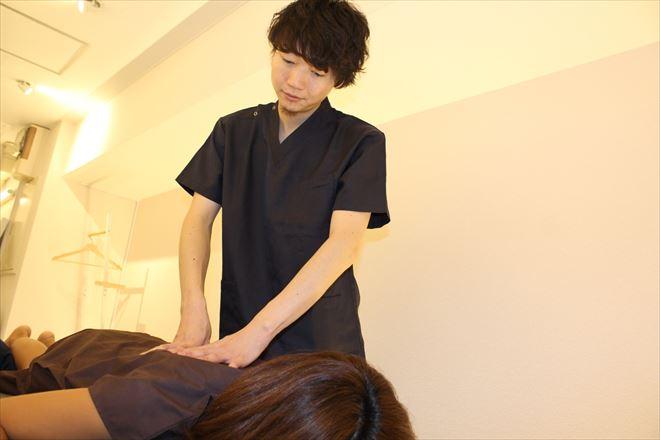 美容鍼灸サロンSky 鍼灸師、柔道整復師の3つの国家資格保持者