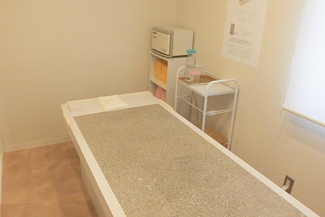 岩盤ビューティーYUNA横浜関内店 お好みの岩盤ベッドをお選びいただけます