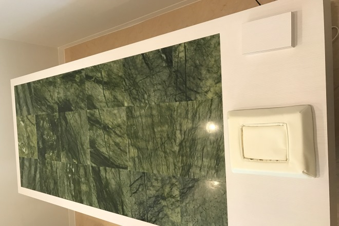 岩盤ビューティーYUNA横浜関内店 複数の岩盤ベッドの中から・・・