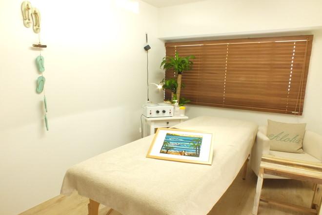 Lula BRASILIAN WAX BOUTIQE横浜 完全個室の空間