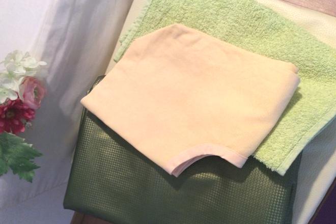 ボディプロデュース クリマ 清潔感のあるお着替えをご用意☆