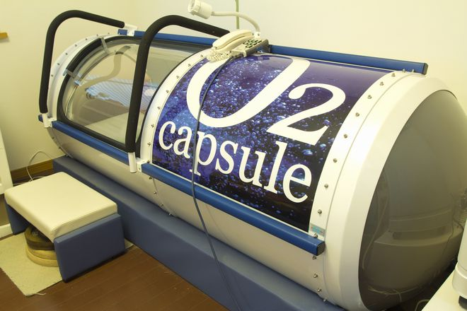 整体院バランスワン 整体とご一緒がおすすめの酸素カプセルです。