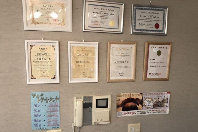 希少な日本シロダーラ協会認定サロン|プライベートサロン MEGURIKA(メグリカ)