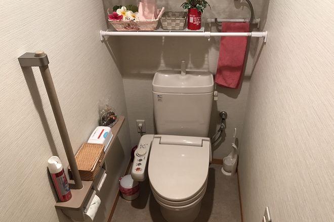 メグリカ(プライベートサロン MEGURIKA) 清潔に保たれたトイレ