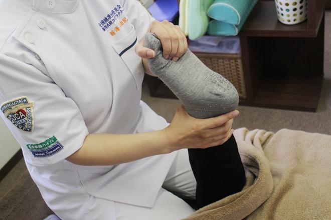 みゆきカイロプラクティック 意外と知られていない足首と骨盤の意外な関係