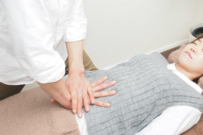 HUMP ソフトな施術で体内を調整します。
