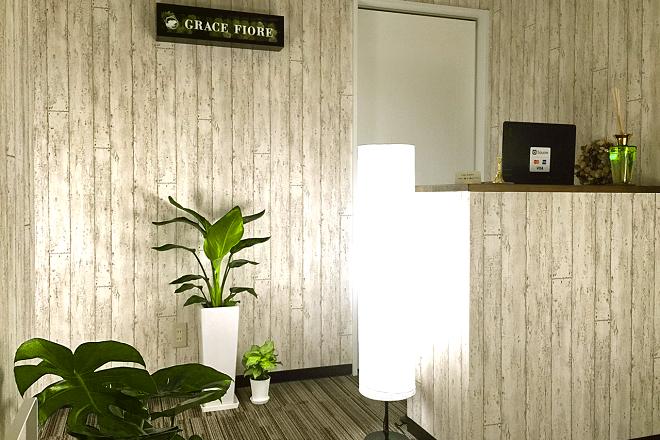 グレースフィオーレ 福岡大名店 清潔感のある室内です。
