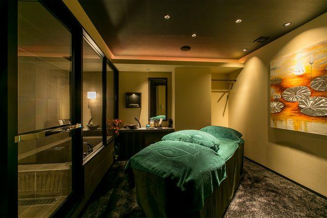 バスルーム完備の贅沢空間♪