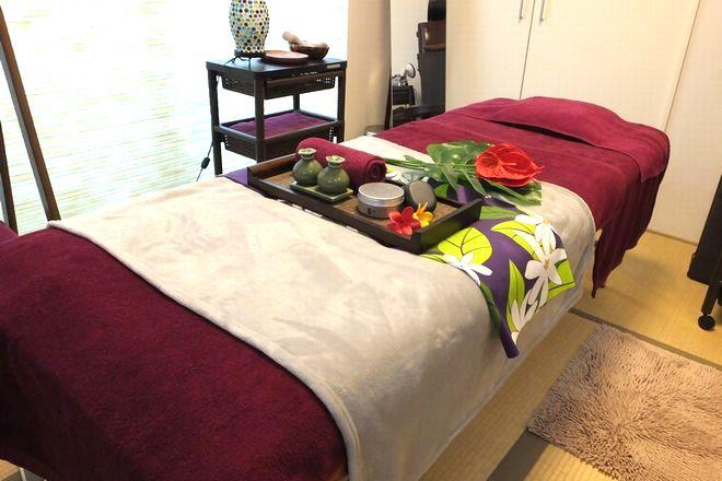 清潔感溢れるこちらのベッドで♪