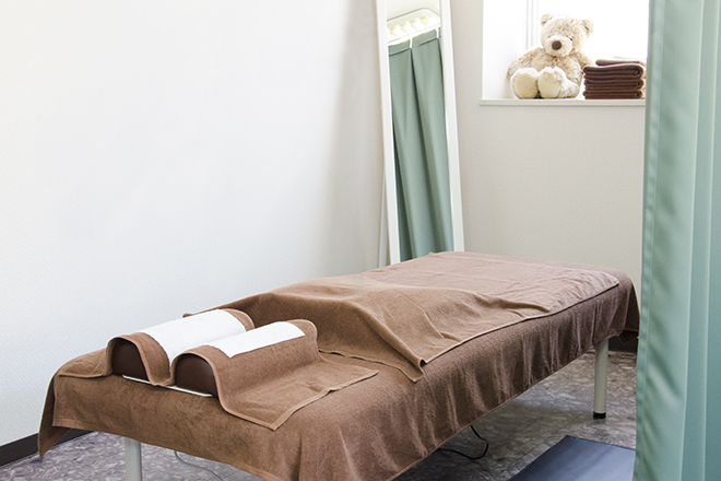 ベッドは清潔感を大切にしております