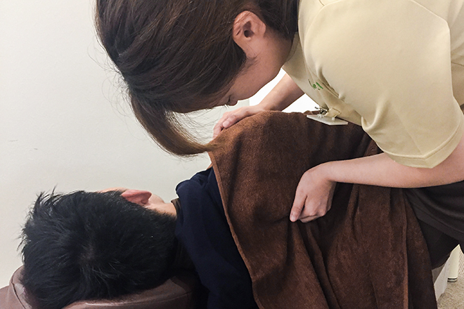 Re.Ra.Ku 大宮西口店 お仕事のお疲れ、ケアしませんか?