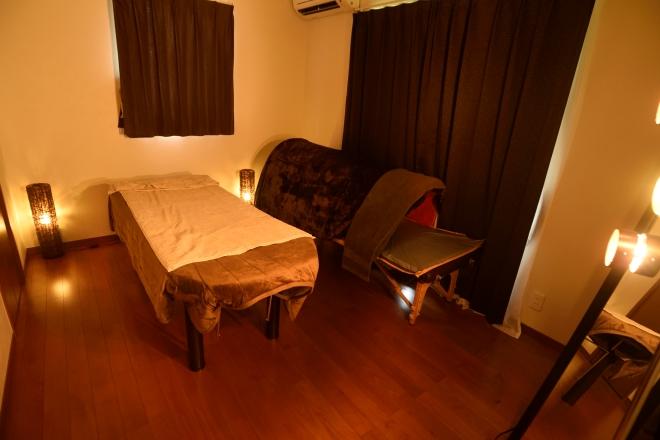 プリマヴェーラ 完全個室のプライベート空間でございます。