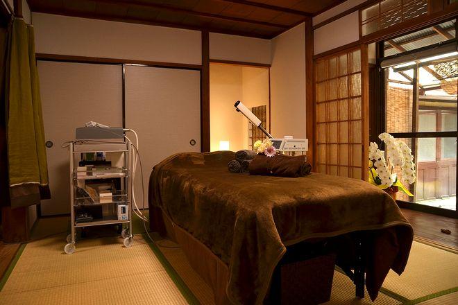 モアニィ 京都円町店(Moanii) 施術スペースも和に包まれながら堪能できます!