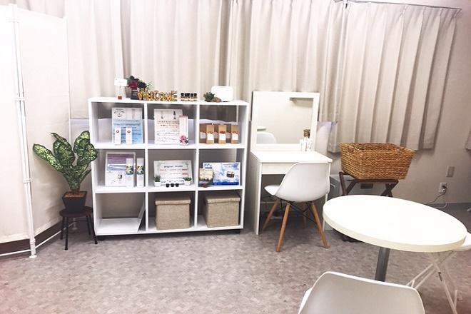 アイラス(private salon AILUS) 清潔感が溢れる癒しの空間