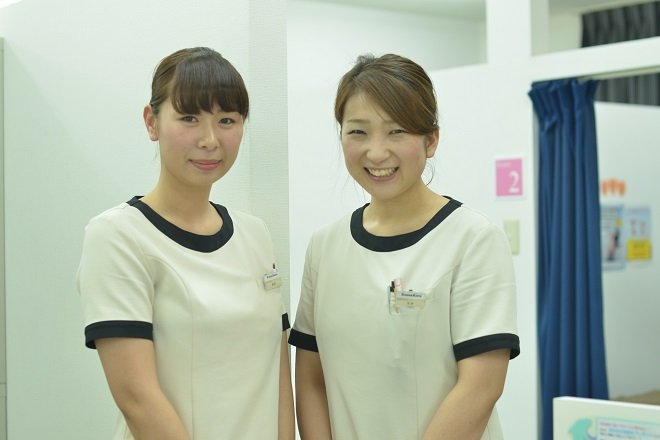 Kenu&Keru 高槻駅前店 笑顔で私たちがお客様をお出迎え致します。