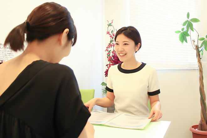 Kenu&Keru 阪急茨木店 安心できる施術を♪