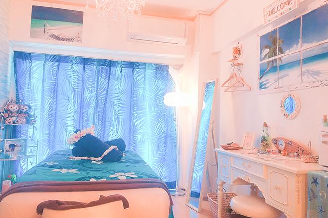 ロイヤルプライベートアロマサロン モグ 川崎店 完全個室のプライベート空間です