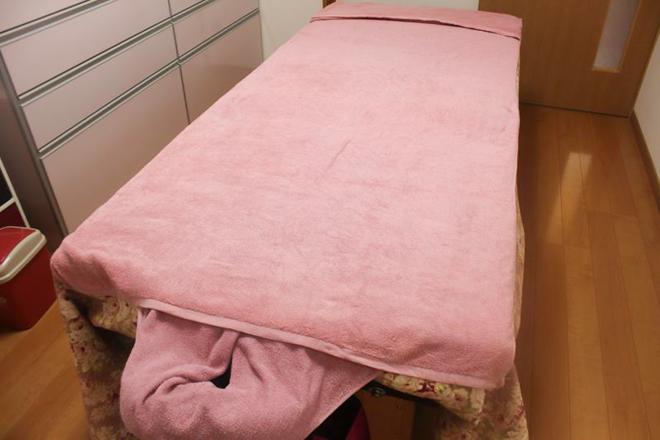 オルオル(Chiropractic&Lympa Salon OluOlu) 完全個室の落ち着いた空間
