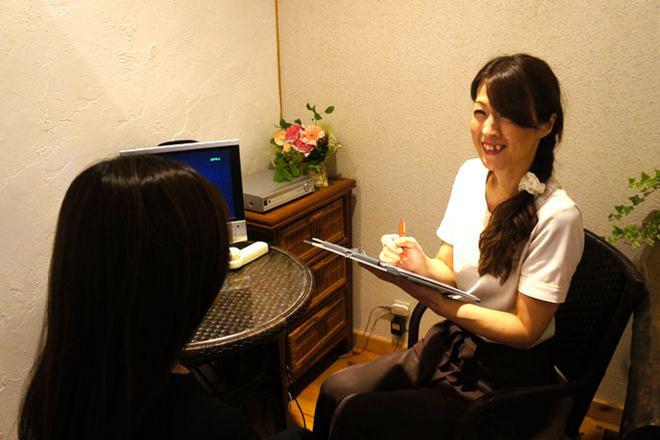 皮膚能力回復センター ピュアローズ 京都店 きっちりと丁寧にヒアリングいたします♪