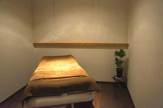 皮膚能力回復センター ピュアローズ 京都店 完全個室にゆったりとした施術台♪
