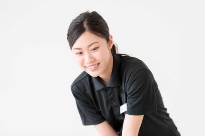 りらくる 浜松名塚店 ひとりでも気軽に立ち寄りやすいのが魅力♪