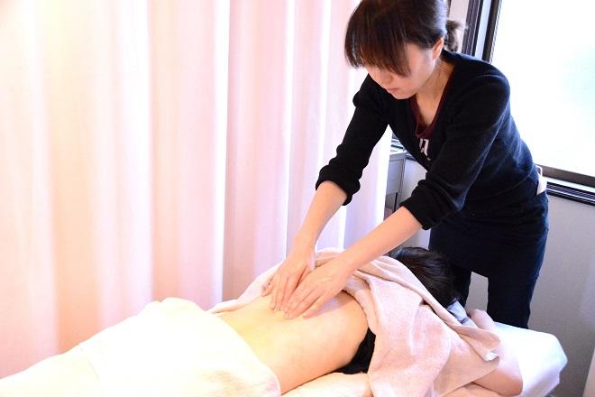 さくら鍼灸治療院 【人気】リンパオイルマッサージ&骨盤調整。