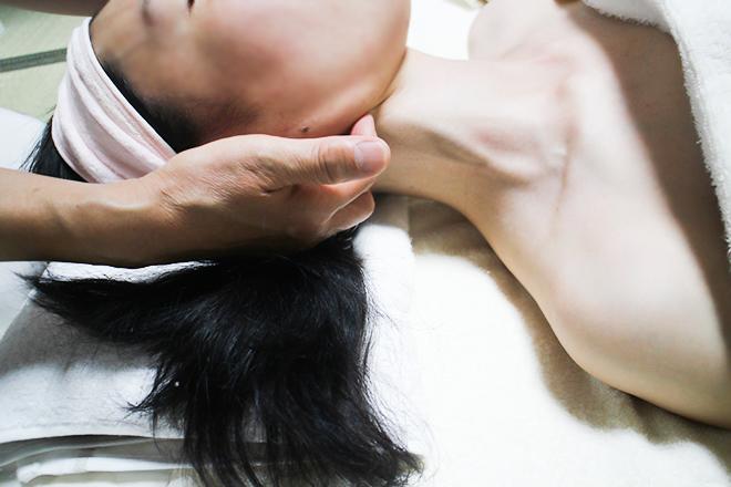 坂本嘉志子 サイコセラピス美容研究所 当店イチオシメニュー!「美顔エステ」
