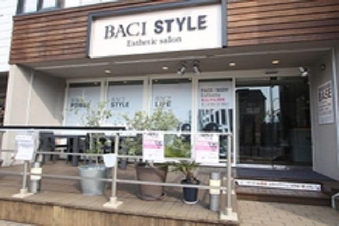 バーチ トリニータ(BACI Trinità) 国道2号線に面した路面店
