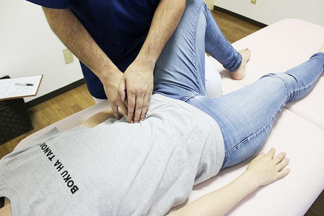 ヒラフシ(整体院 HIRAFUSHI) 筋膜リリースベースのソフトな整体