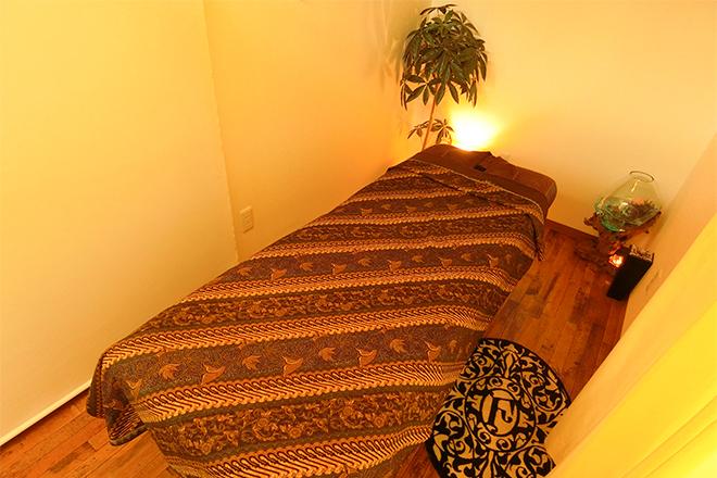アリア(リラクゼーションサロンALIA) バリ島のリゾートホテルをイメージしたお部屋♪