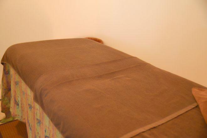 スウィープ ジュニパー 岡崎店(sweep juniper) 施術ベッドはメニューに合わせて変わります